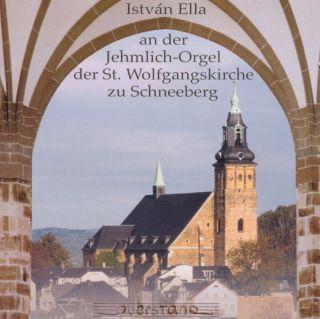 An der Jehmlich Orgel der St. Wolfgangskirche zu
