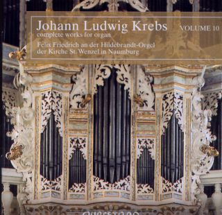 Complete Works for Organ Vol 10