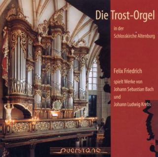 Die Trosorgel in der Schlosskirche Altenburg