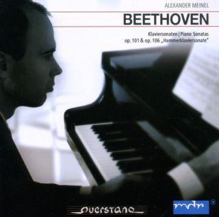 Piano Sonatas op. 101 & 106