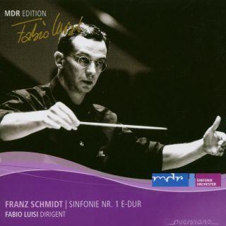 Sinfonie Nr. 1  E Dur (MDR Edition 08)