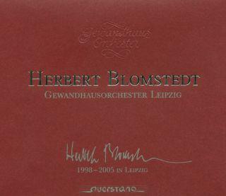 Herbert Blomstedt 1998 - 2005