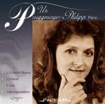 Plays Bach, Franck, Liszt