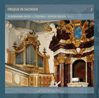 Orgeln in Sachsen/Silbermann-Orgel in Tiefenau