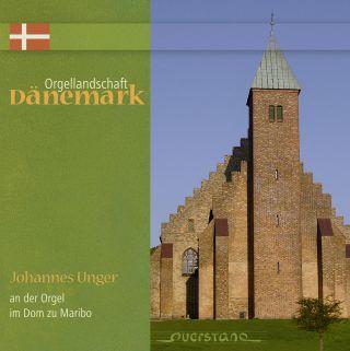 Orgellandschaft Dänemark Vol. 2