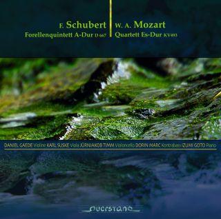 Forellenquintett A-Dur/Quartett ES-Dur KV 493