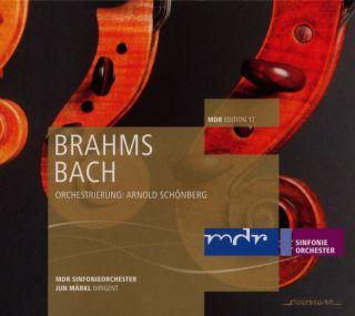 Werke in Orchestrierungen durch Arnold Schönberg