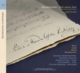Mendelssohn Anth. II: Mendelssohn und seine Zeit 1