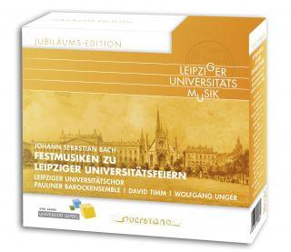 Festmusiken zu Leipziger Universitätsfeiern
