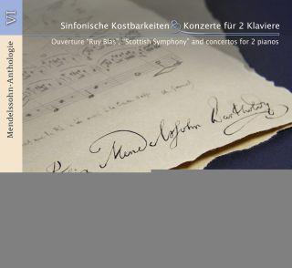 Mendelssohn Anth. VI: Sinfonische Kostbarkeiten