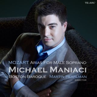 Arias for Male Soprano
