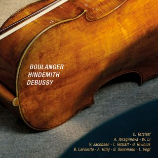 Boulanger . Hindemith . Debussy