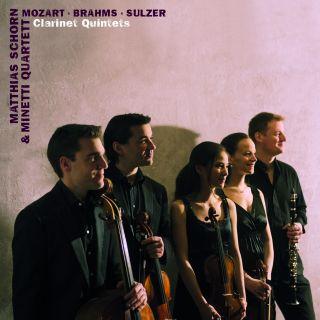 Mozart, Brahms & Sulzer: Clarinet Quintets