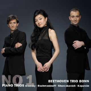 NO 1: Piano Trios (Arensky, Rachmaninoff, Shostakovich, Kapustin)