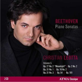 Beethoven: Piano Sonatas Volume 5