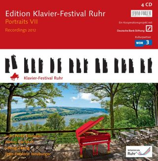 Portraits VI (Edition Ruhr Piano Festival Vol. 30)