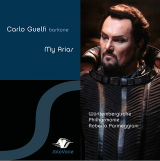 CARLO GUELFI - MY ARIAS