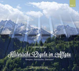 Historische Orgeln im Allgäu,Vol 1