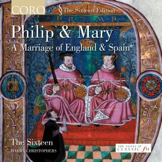 Philip & Mary, A Marriage of England and Spain