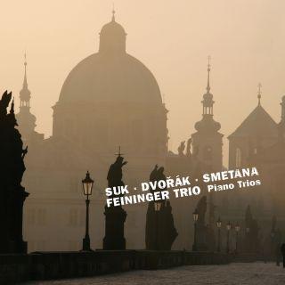 Suk - Dvorák - Smetena:  Piano Trios