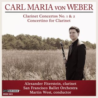 Carl Maria von Weber: Clarinet Concertos