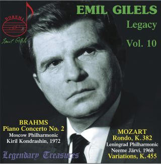 Emil Gilels - Legacy Vol. 10 - Legendary Treasures