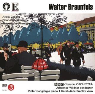 Braunfels: piano concerto & Scottische Phantasie
