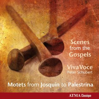 Scenes from the Gospels  - Motets from Josquin to Palestrina