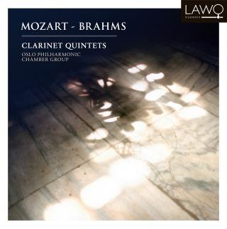 Mozart-Brahms Clarinet Quintets