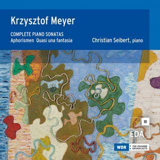 Krzysztof Meyer: Klaviersonaten