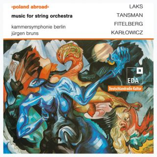 Poland Abroad vol. 1:Music for String Orchestra