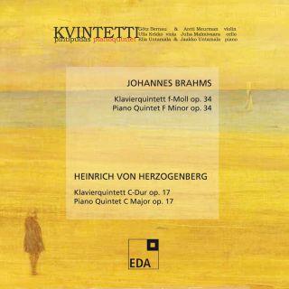 Piano Quintets by Heinrich von Herzogenberg and Johannes Brahms