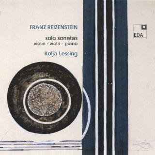 Franz Reizenstein – Solo Sonatas
