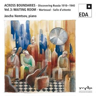 Across Boundaries: Discovering Russia 1910–1940 Vol. 3:Waiting Room