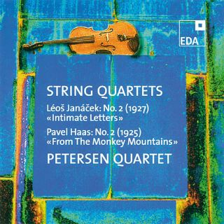 Pavel Haas: String Quartet no. 2 / Leoš Janáček: String Quartet no. 2