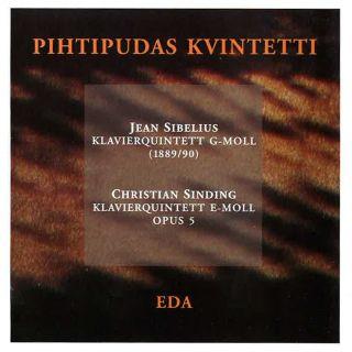 Jean Sibelius / Christian Sinding: Piano Quintets