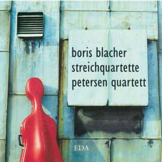 Boris Blacher: String Quartets