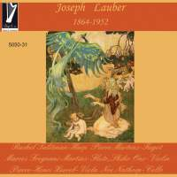 Laubert: Music for Harp