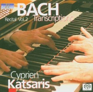 Bach: Transcriptions Recital Vol. 2