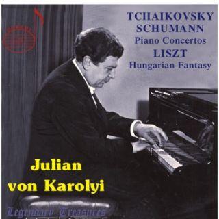 Piano Concertos - Hungarian Fantasy