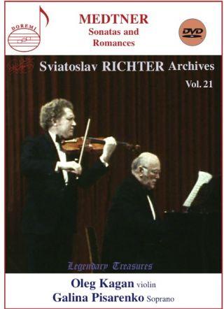 Medtner: Sonatas and Romances