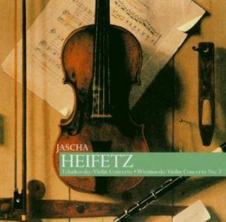 Tschaikovsky -Wieniawski: Violin  Concerto