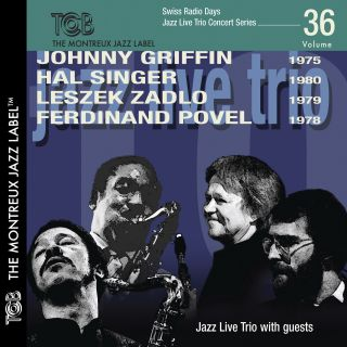 Swiss Radio Days Vol. 36 - Jazz Live Trio