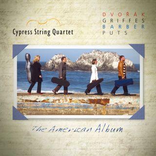 Dvorak - Griffes - Puts - Barber: The American Album