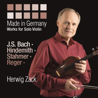 Bach - Hindemith - Reger - Stahmer: Made in Germany