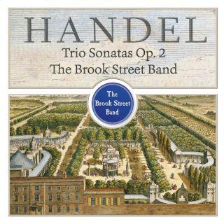 Handel: Trio Sonatas, Op. 2