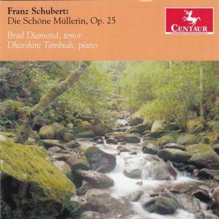 Die Schone Mullerin Op. 25