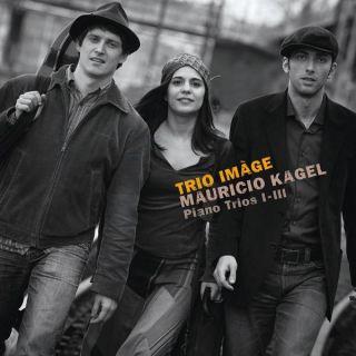 Kagel: Piano Trios I-III