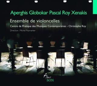 Oeuvres pour violoncelle de Xenakis, Aperghis,...