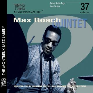 Swiss Radio Days Vol. 37 - Max Roach - Jazz series